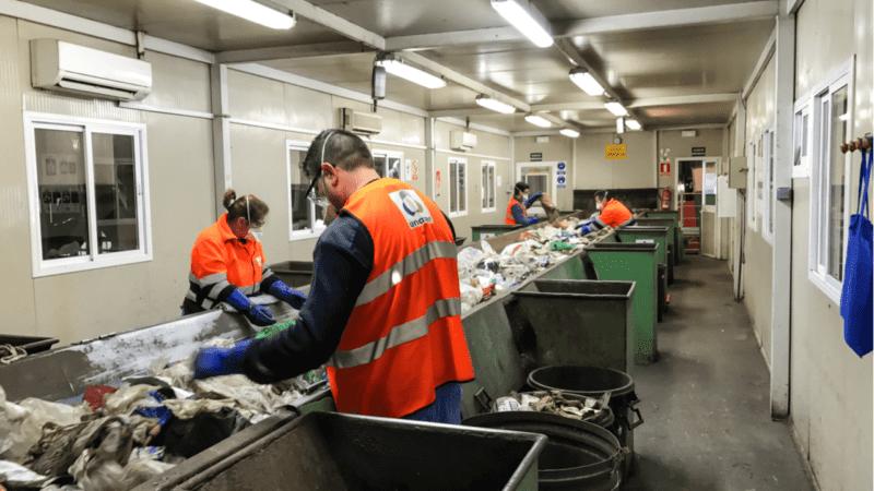 La basura entendida como un recurso en vez de un problema