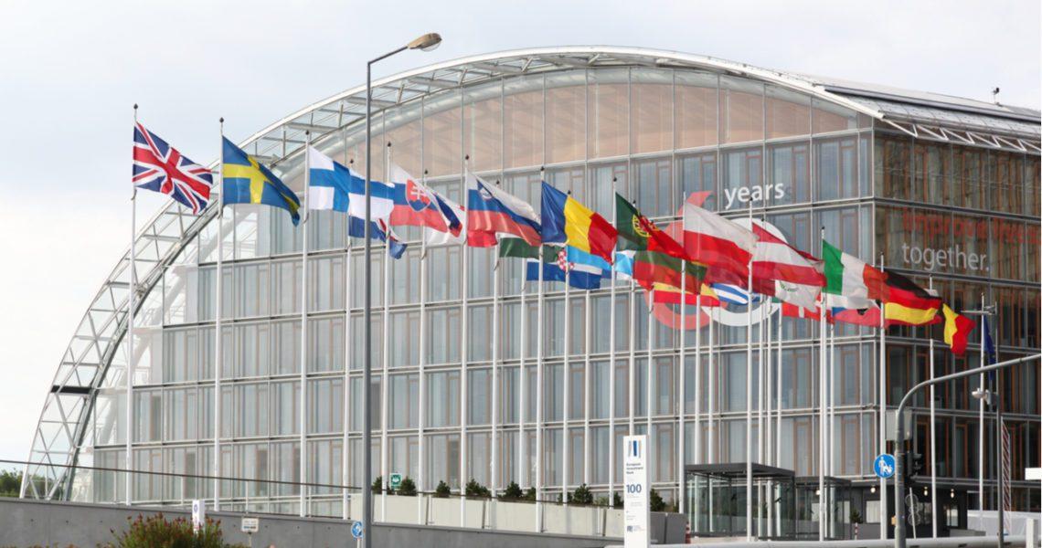 Los proyectos climáticos coparon el 40% de las inversiones del BEI en 2020