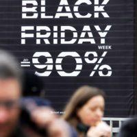 'Black Friday', una jornada que oscurece el planeta a través del consumo masivo