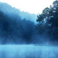 Efecto del cambio climático: más humedad pero menos agua