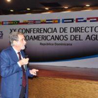 La cooperación centra el debate sobre legislación de agua en Iberoamérica