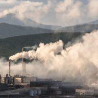 El CO2 en la atmósfera alcanza un récord de 407,8 partes por millón