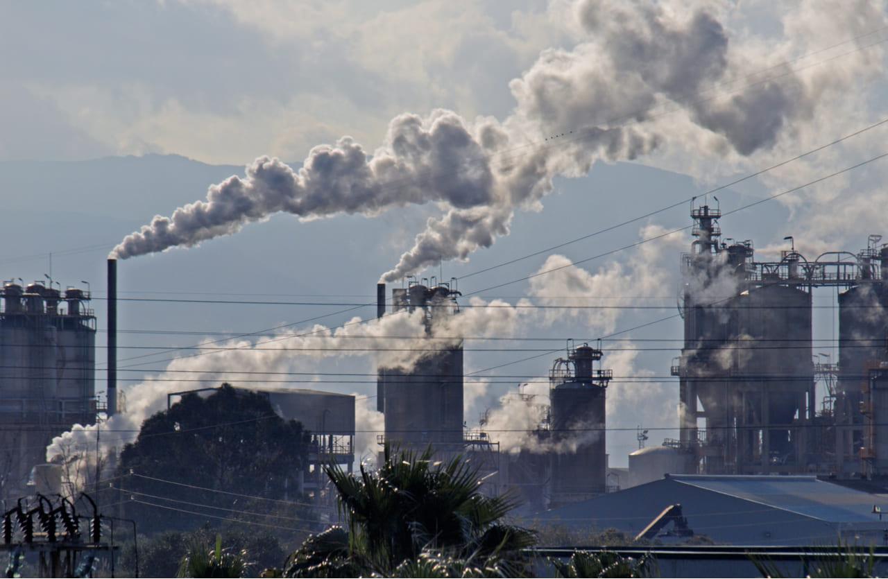 Los gases de efecto invernadero (GEI) - EL ÁGORA DIARIO