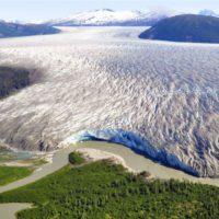 El último gran glaciar de Alaska sucumbe al cambio climático