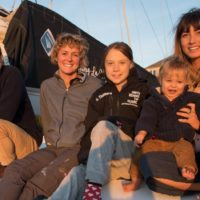 Greta Thumberg pone rumbo a España para asistir a la COP25