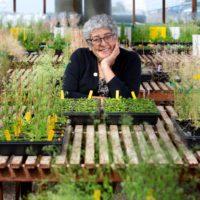La bióloga Joanne Chory diseña plantas que fijan más CO2 en el suelo
