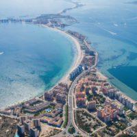Detectadas 9.500 hectáreas sin concesión de agua y 18 vertidos al Mar Menor