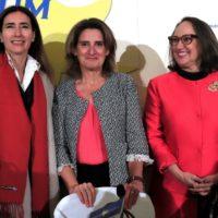 """Teresa Ribera: """"El cambio climático nos desafía como sociedad y como civilización"""""""
