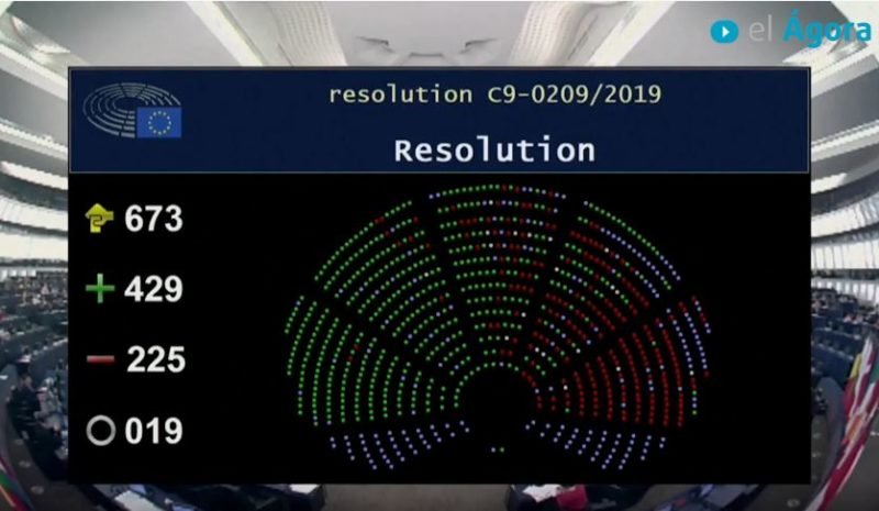 La UE declara la emergencia climática