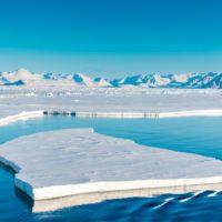 Un time lapse revela la pérdida de hielo en el Ártico