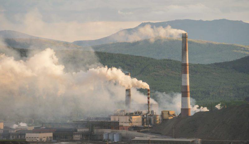Los 10 países más contaminados del mundo
