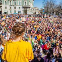 Organizaciones sociales convocan una marcha por el clima en la COP25