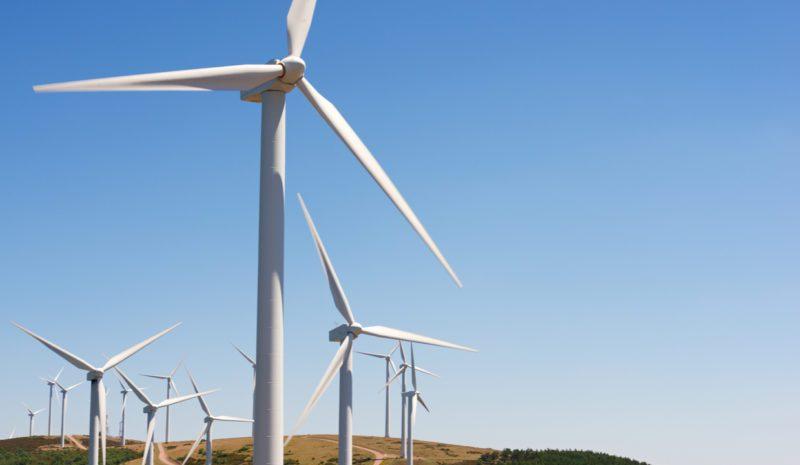 El viento en el hemisferio norte ha aumentado un 7% en la última década