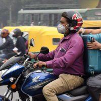 Nueva Delhi declara la emergencia sanitaria por contaminación del aire