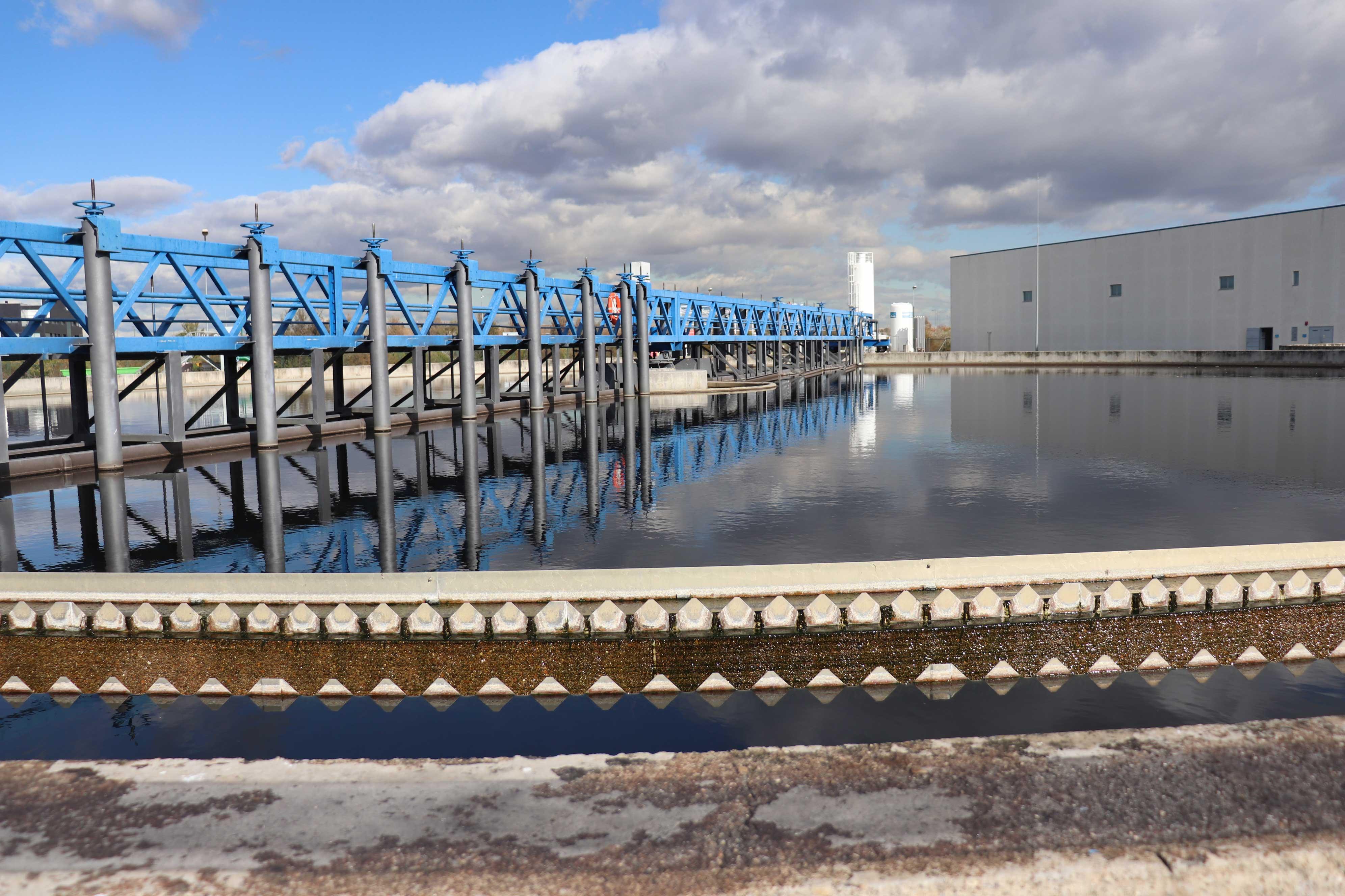 Estación Depuradora de Aguas Residuales de Arroyo Culebro
