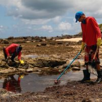El misterioso vertido de petróleo que amenaza la costa de Brasil