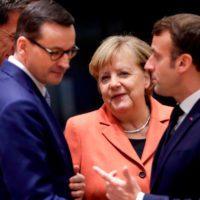 Hungría, República Checa y Polonia ponen condiciones al 'Green New Deal' de la UE