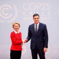 La UE anuncia una ley para hacer irreversible la neutralidad climática