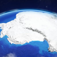 Mapean con precisión los contornos del continente de la Antártida