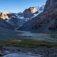 Los glaciares chilenos han perdido hasta el 60% de su masa en algunas cuencas