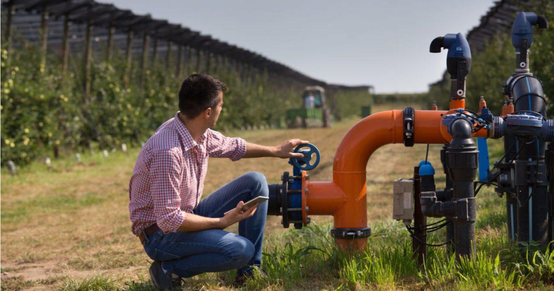 La UE avanza en la reutilización del agua en la agricultura