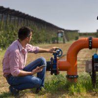 Más calidad y cantidad de agua regenerada para regar