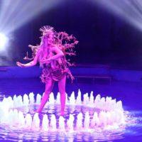 'Circo sobre agua', un espectáculo para concienciar