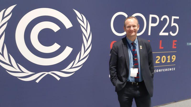 """""""Apostar por la reducción de CO2 es una oportunidad, no una desventaja competitiva"""""""