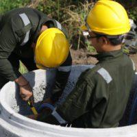 El sector del agua y la gestión de residuos aportan el 40,5% del empleo ambiental