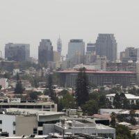El humo de los incendios forestales de Australia llega hasta Chile