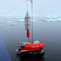 Un robot autónomo toma muestras del fondo marino sin necesidad de ser pilotado