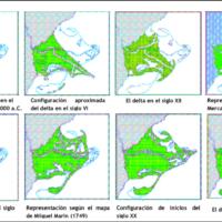 El Delta del Ebro es muy reciente y ganó tamaño por la acción humana