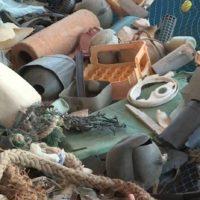 Una exposición para intentar rescatar al mar de los plásticos