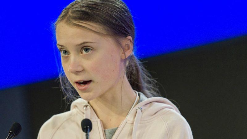 Cruce de reproches en Davos entre Trump y Greta Thunberg por la crisis climática