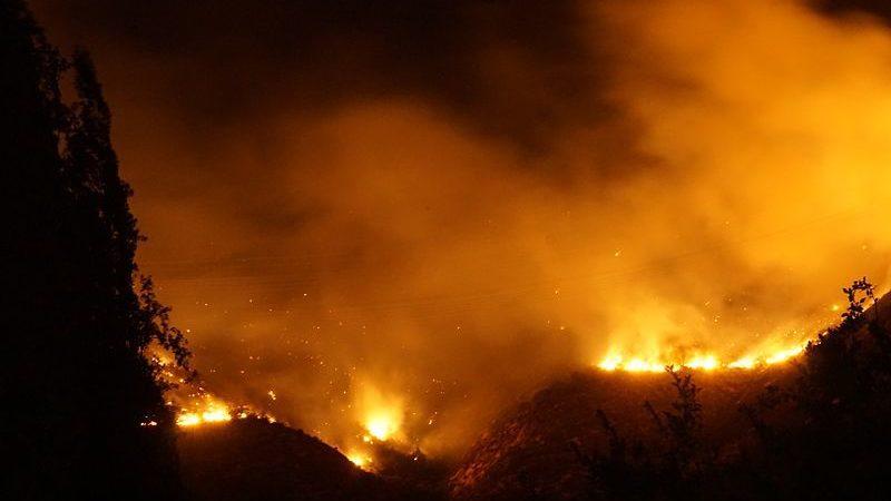 Chile teme que los incendios australianos se repitan en su territorio