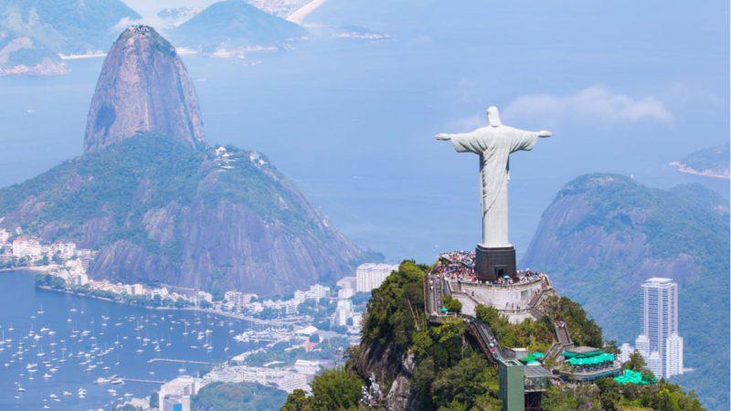 Las algas del río Guandú contaminan con bacterias el agua potable de Río de Janeiro