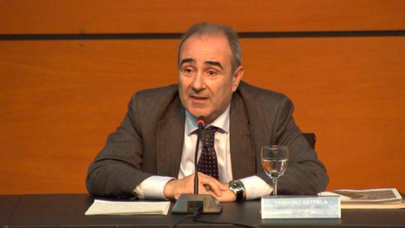 El ingeniero Teodoro Estrela, nuevo director general del Agua
