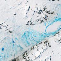 Los satélites permiten reconstruir la historia del deshielo de la Antártida