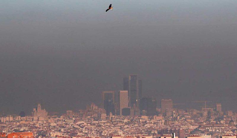 La polución cuesta a España 926 euros por persona al año