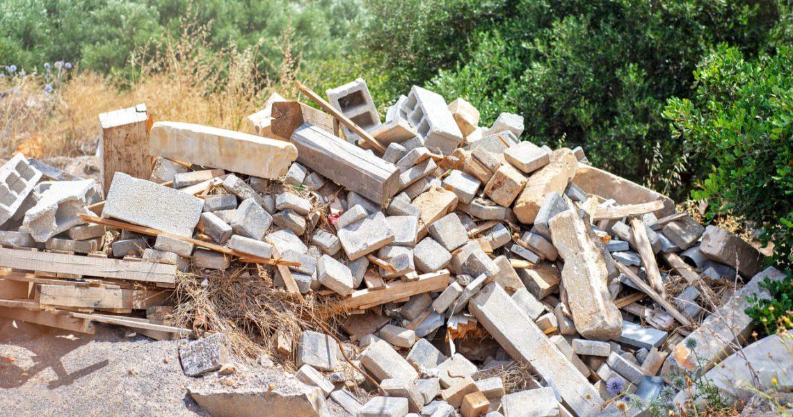 Escombros de obras, una buena alternativa para la fabricación de ...