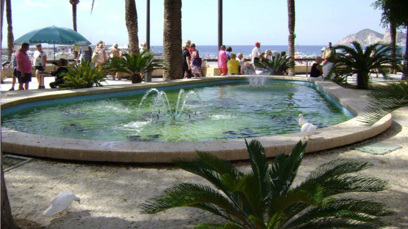 Benidorm aumenta un 77% el consumo de agua depurada