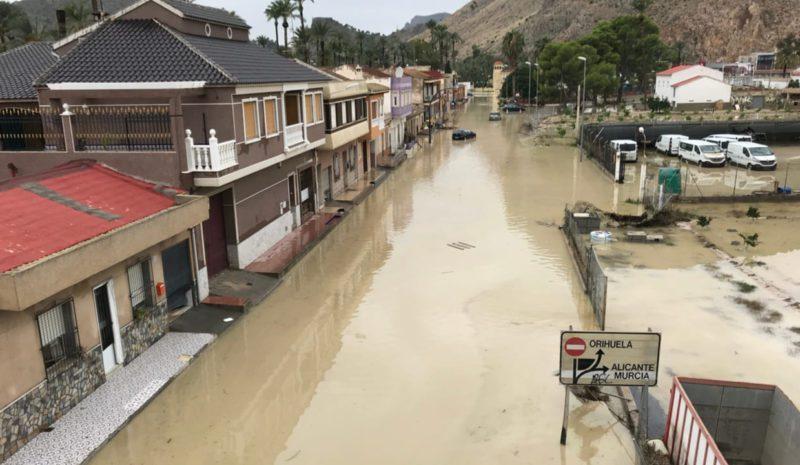 La Generalitat aprueba 16 millones para mitigar inundaciones en la Vega Baja
