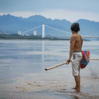 China prohíbe desde 2020 la pesca en gran parte del río Yangtsé