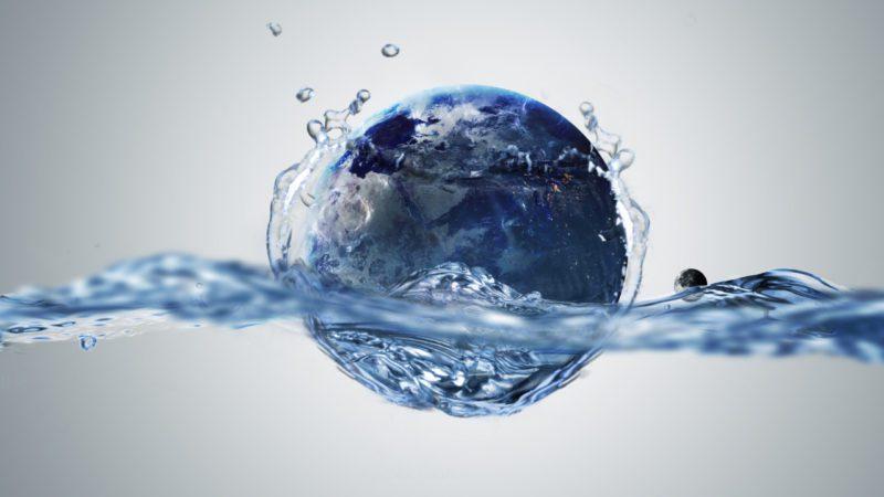 ¿Cuánta agua hay en el planeta?