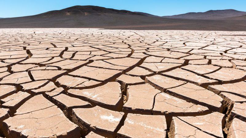 Chile urge a ahorrar un 10% de agua por la acuciante sequía