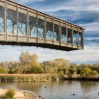 Vitoria-Gasteiz contará a final de año con un parque inundable para evitar desbordamientos
