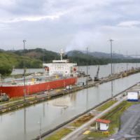 El cambio climático amenaza con dejar sin agua al Canal de Panamá