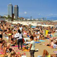 España registró la pasada década la temperatura media más alta de la historia