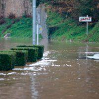 Gloria remite y deja riesgo por lluvia, deshielo e inundaciones