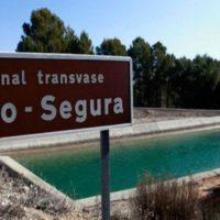 El mal estado del Mar Menor limita el trasvase Tajo-Segura a 16,2 hm3